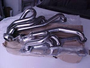 DODGE RAM/DURANGO/DAKOTA 5.2/5.9 V8 STAINLESS STEEL HEADERS CHRO London Ontario image 4