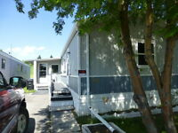 1992 Shelter Mobile Home on Calgary Lot