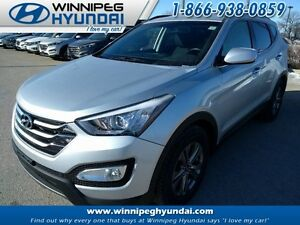 2016 Hyundai Santa Fe Sport Sport AWD Heated Seats No Accidents