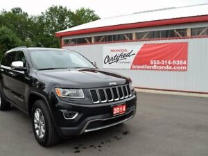 2014 Jeep Grand Cherokee Limited 4dr 4x4