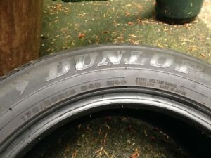 4 Dunlop SP 37 All Season Radial Tires - $225