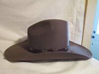New - Bailey - TOMBSTONE - Hat - 100% Wool - Size 7