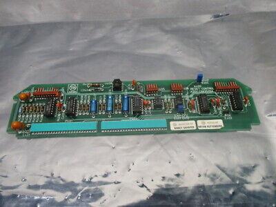 Varian C663535 A400 Rest Control, PCB, FAB D663534, 102616