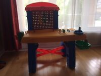 Fisher Price construction table