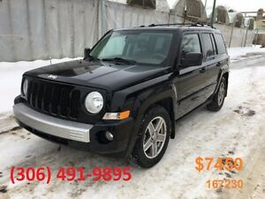 2007 Jeep Patriot 4X4 Automatic MUST SEE & DRIVE!!!