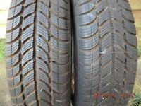 Winter Tyre Sava 155/70/13 2 pieces