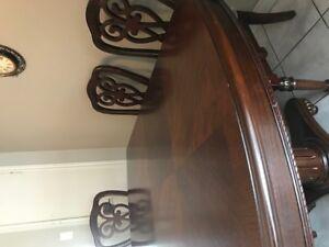 mobilier salle à manger,table