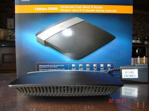 Dual-Band N Router