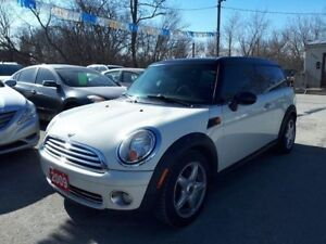 2009 MINI Cooper Clubman Certified,Low kms!!