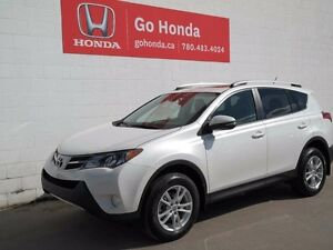 2014 Toyota Rav4 LIMITED, AWD, LEATHER