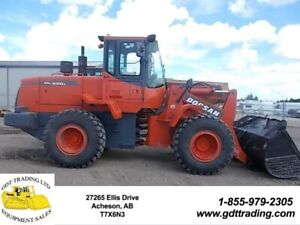 Doosan Loader | Buy or Sell Heavy Equipment in Canada