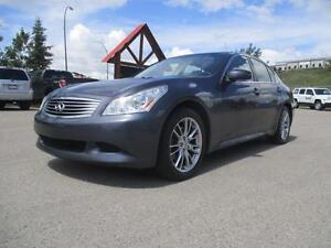 2008 Infiniti G35X Sedan Sport includes 3 month warranty
