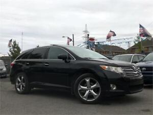 2010 Toyota Venza/AUTO/4X4/AC/MAGS/CRUISE/CUIR/TOIT PANO/CAMERA!