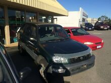 1998 Toyota RAV4 162000km full books Green Manual Wagon Wangara Wanneroo Area Preview
