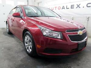 2013 Chevrolet Cruze LT Turbo AUTOMATIQUE A/C CRUISE 30$/SEM