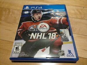NHL18 – PS4