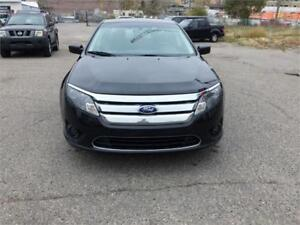 2012 Ford Fusion SE Sedan low kms just 65ks thats all cheap pric