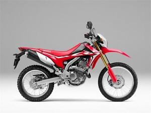 2017 HONDA CRF250L ON/OFF ROAD