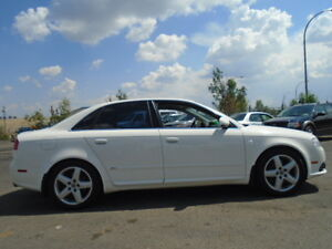 2006 Audi A4 S-LINE-QUATTRO-AWD-LEATHER-SUNROOF-6 SPEED Edmonton Edmonton Area image 10