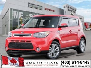 2016 Kia Soul + 2.0L, BLUETOOTH, GDI I4, ONLY $119 B/W