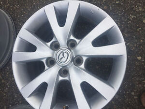 16 inc MAZDA 3 RIMS FOR SELL