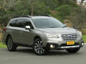 2016 Subaru Outback B6A MY16 2.5i CVT AWD Gold 6 Speed Constant Variable Wagon Strathalbyn Alexandrina Area Preview