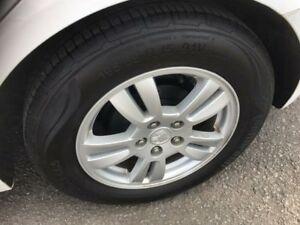 2012 Holden Barina TM CD White Automatic Sedan