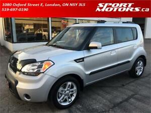 2010 Kia Soul Bluetooth! A/C! Remote Start! Rust Proofed!