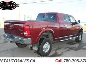 2012 Ram 3500 Laramie 4x4 Mega Cab LIFTED DIESEL !! Edmonton Edmonton Area image 5