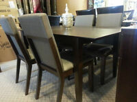 THIS WEEK SALE BRAND NEW MODERN DINNING ROOM LOWEST PRICE