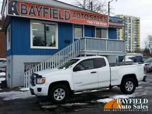 2016 GMC Canyon Extended Cab V6 Off Road RWD **Alloys/Reverse Ca