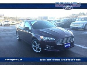2013 Ford Fusion SE HEATED FRONT SEATS NAVIGATION BLUETOOTH