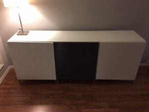 MOVING- IKEA TV Stand Compartment