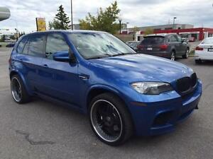 2010 BMW X5M AWD TURBO NAVI BCAM 90 DAYS NO PYMT