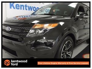 2015 Ford Explorer Sport 4WD ecoboost with leather heated/cooled