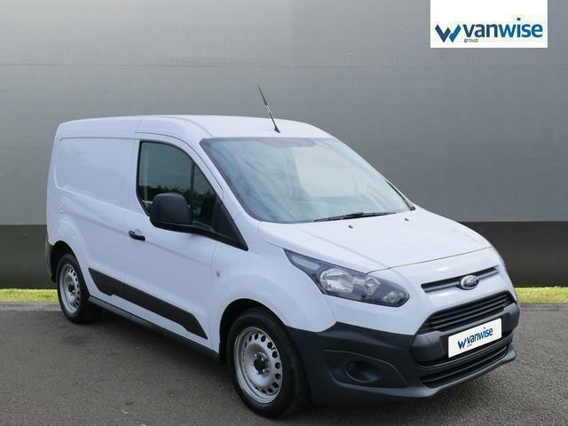 2016 Ford Transit Connect 1.5 TDCi 75ps Van Diesel white Manual