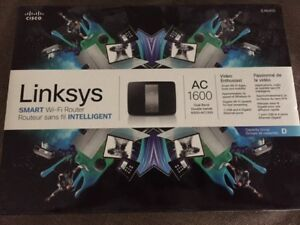 Linksys Wireless AC 1600 Router