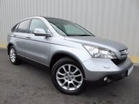 Honda CR-V 2.0 I-VTEC EX Auto ...Fabulous Value Family 4x4, Massive Specification, New 12 Months MOT