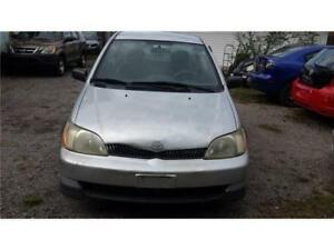 2002 TOYOTA ECHO AUTOMATIC 4 DOORS A/C SAFETY GOOD CONDITION