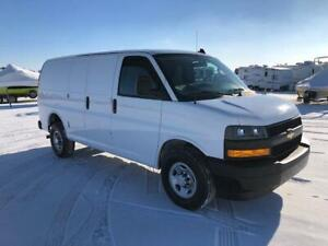 2018 Chevrolet Express REDUCED!! Only 17Km!! WARRANTY!! NICE!