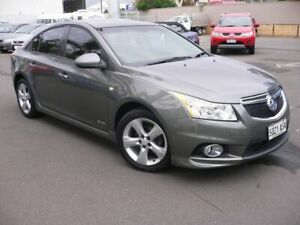 2012 Holden Cruze JH Series II MY13 SRi Grey 6 Speed Sports Automatic Sedan Melrose Park Mitcham Area Preview