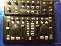 Berhinger BCD 3000 c'est un contrôler