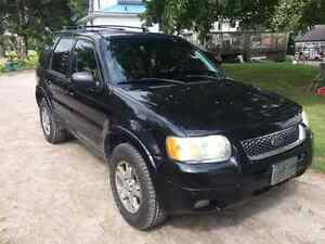 2003 Ford Escape Limited *Fully loaded*