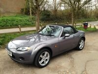 MAZDA MX5 CONVERTABLE 1800cc