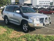 2009 Toyota Landcruiser UZJ200R 09 Upgrade GXL (4x4) Silver 5 Speed Automatic Wagon Eagle Farm Brisbane North East Preview
