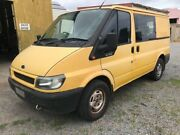 2003 Ford Transit VH SWB Yellow Automatic Woodville Charles Sturt Area Preview