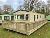 Static caravan for sale Nr Rock, Padstow, Port Issac, Cornwall, Ideal for sub letting