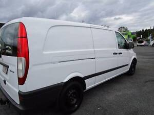 2007 MERCEDES BENZ VITO VAN LOW ROOF LWB - Bargain Currumbin Waters Gold Coast South Preview