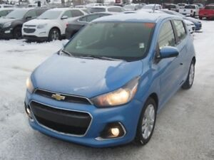 2017 Chevrolet Spark 1LT CVT Priced at just $13,995!