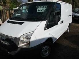 2013 Ford Transit 2.2TDCi 100PS 280 SWB NO VAT 90,000 MILES GUARANTEED